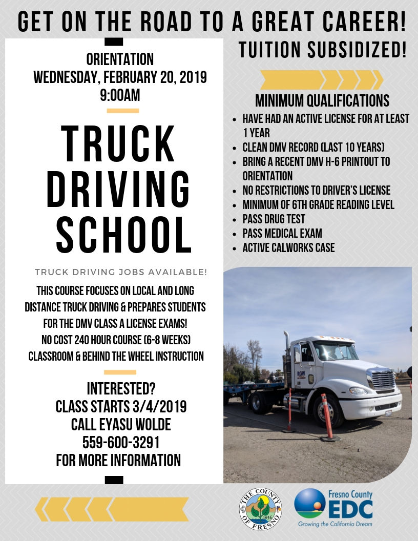 Truck Driving Orientation #30 (1)